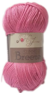 SUMMER BREEZE 100g-COL.685 PINK 4