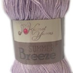 SUMMER BREEZE 100g-COL.670 BLACK 3