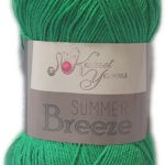 SUMMER BREEZE 100g-COL.670 BLACK 2