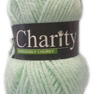 CHARITY SERIOUSLY CHUNKY 150g-COL.028 APPLE GREEN 1