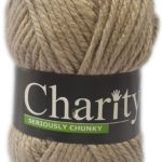 CHARITY SERIOUSLY CHUNKY 150g-COL.105 PORCELAIN 3