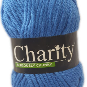 CHARITY SERIOUSLY CHUNKY 150g-COL.058 SAXE BLUE 5
