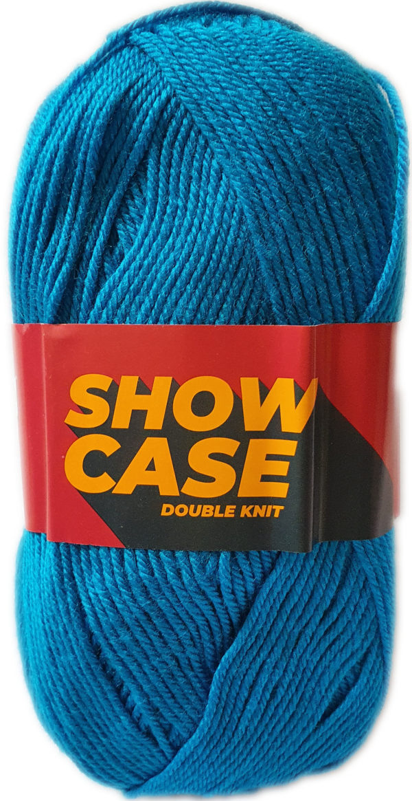SHOWCASE 100g-COL.059 TURQUOISE 1