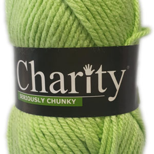 CHARITY SERIOUSLY CHUNKY 150g-COL.081 LIMEDROP 8