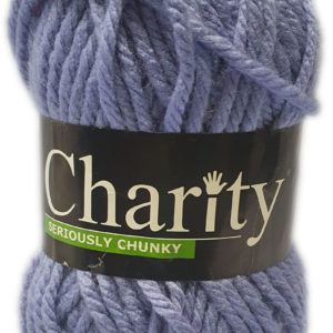 CHARITY SERIOUSLY CHUNKY 150g-COL.134 MAUVE 10