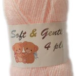 SOFT & GENTLE 4 PLY 50g-COL.BB9 CREAM 2