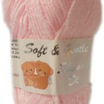 SOFT & GENTLE D.K 50g-COL.BB3 PALE LILAC 3