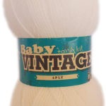 BABY VINTAGE 4 PLY 100g-COL.107 WATERFALL 3