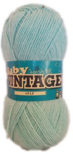 BABY VINTAGE 4 PLY 100g-COL.107 WATERFALL 4