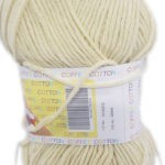 COFFEE COTTON D.K 100g-COL.LIGHT TURQUOISE 2