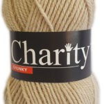 CHARITY CHUNKY 100g-COL.145 CAMEL 3