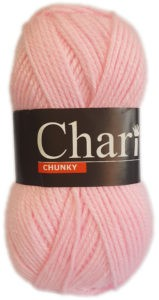 CHARITY CHUNKY 100g-COL.042 SHELL PINK 4