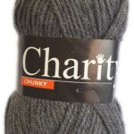 CHARITY CHUNKY 100g-COL.064 VIOLET 3