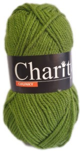 CHARITY CHUNKY 100g-COL.062 OLIVE 4