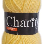 CHARITY CHUNKY 100g-COL.148 SUNSET 2