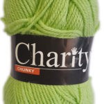 CHARITY CHUNKY 100g-COL.024 BOTTLE GREEN 3