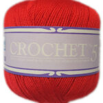 CROCHET No.5 50g-COL.014 CREAM 3