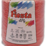 FIESTA 4 PLY CONE 500g-COL.008 ROYAL BLUE 2