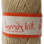 FAMILY KNIT CHUNKY 50g-COL.378 INDI BLUE 3
