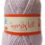 FAMILY KNIT 4 PLY 50g-COL.081 LIMEDROP 2