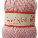 FAMILY KNIT CHUNKY 50g-COL.523 DUCKLING 2