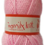 FAMILY KNIT CHUNKY 50g-COL.523 DUCKLING 3