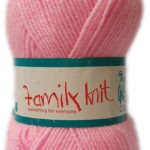 FAMILY KNIT 4 PLY 50g-COL.378 INDIBLUE 2