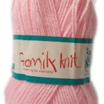 FAMILY KNIT 4 PLY 50g-COL.623 FEATHER 3