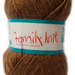 FAMILY KNIT 4 PLY 50g-COL.332 ICED CROCUS 2