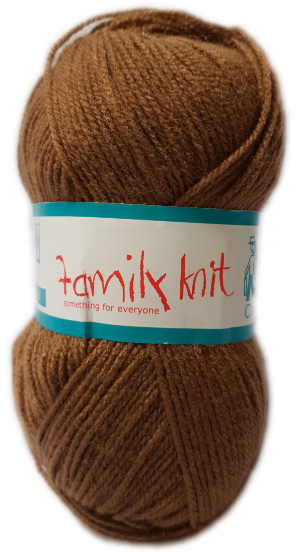 FAMILY KNIT 4 PLY 50g-COL.049 ANTIQUE 1