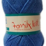 FAMILY KNIT 4 PLY 50g-COL.417 ASH 2