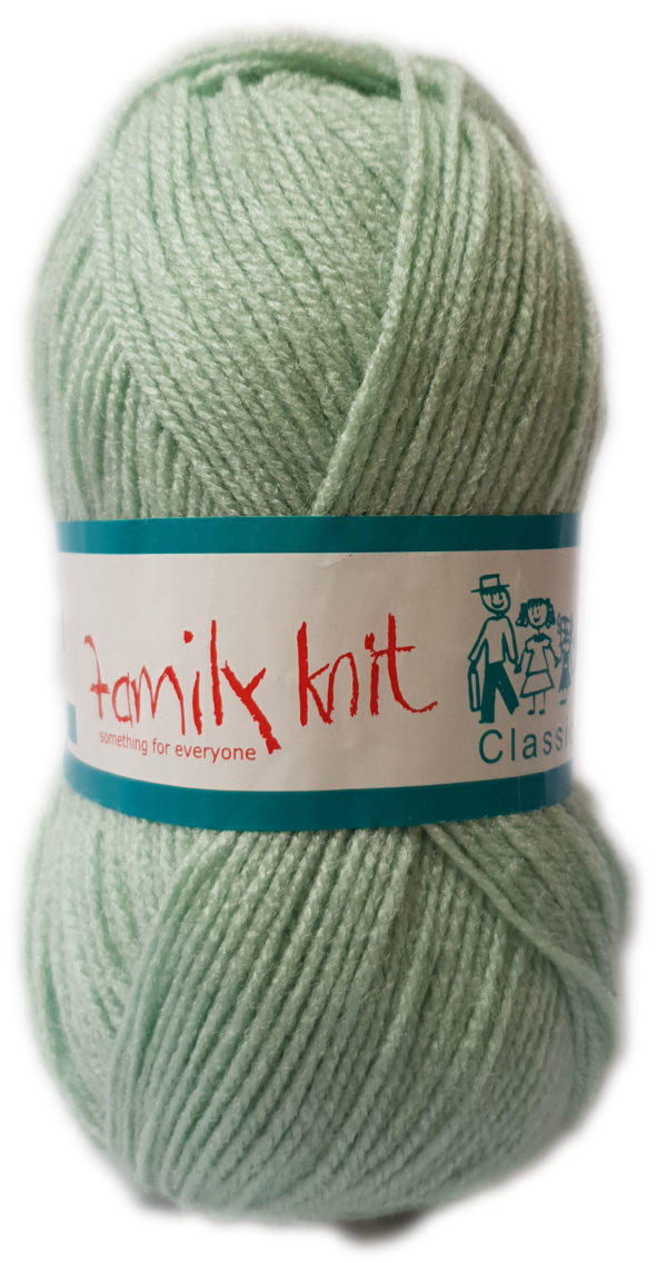 FAMILY KNIT 4 PLY 50g-COL.074 SNOMOON 1