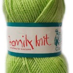 FAMILY KNIT 4 PLY 50g-COL.364 SWEET VIOLET 2