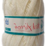 FAMILY KNIT 4 PLY 50g-COL.523 DUCKLING 2