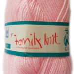 FAMILY KNIT 4 PLY 50g-COL.074 SNOMOON 2