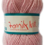 FAMILY KNIT 4 PLY 50g-COL.058 SAXE BLUE 2