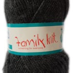 FAMILY KNIT 4 PLY 50g-COL.058 SAXE BLUE 3