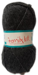 FAMILY KNIT 4 PLY 50g-COL.417 ASH 4