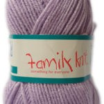 FAMILY KNIT 4 PLY 50g-COL.014 ARAN 2