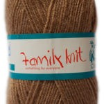 FAMILY KNIT 4 PLY 50g-COL.327 AQUAMIST 3