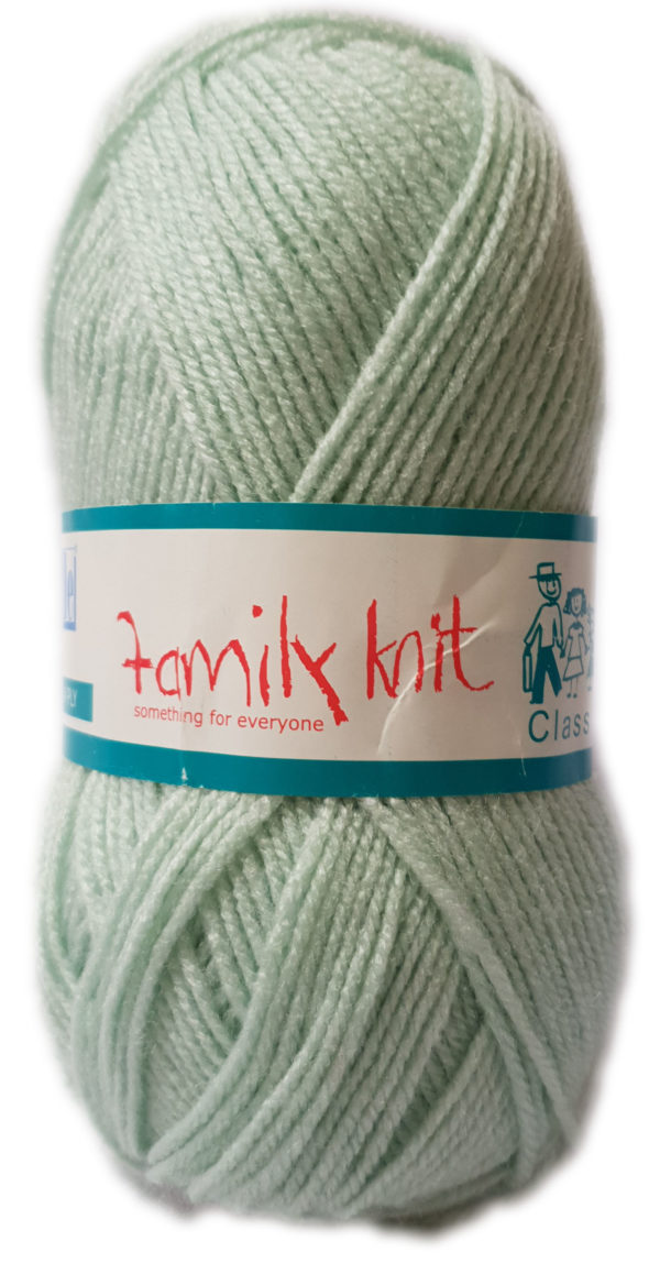 FAMILY KNIT 4 PLY 50g-COL.474 FULLMOON 1