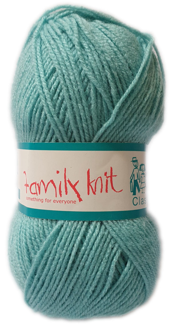 FAMILY KNIT 4 PLY 50g-COL.623 FEATHER 1