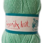 FAMILY KNIT 4 PLY 50g-COL.369 FROSTED CHERRY 2