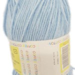 COFFEE COTTON D.K 100g-COL.LIGHT TURQUOISE 3