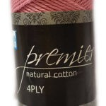 PREMIER NATURAL COTTON 4 PLY 50g-COL.014 IVORY 3