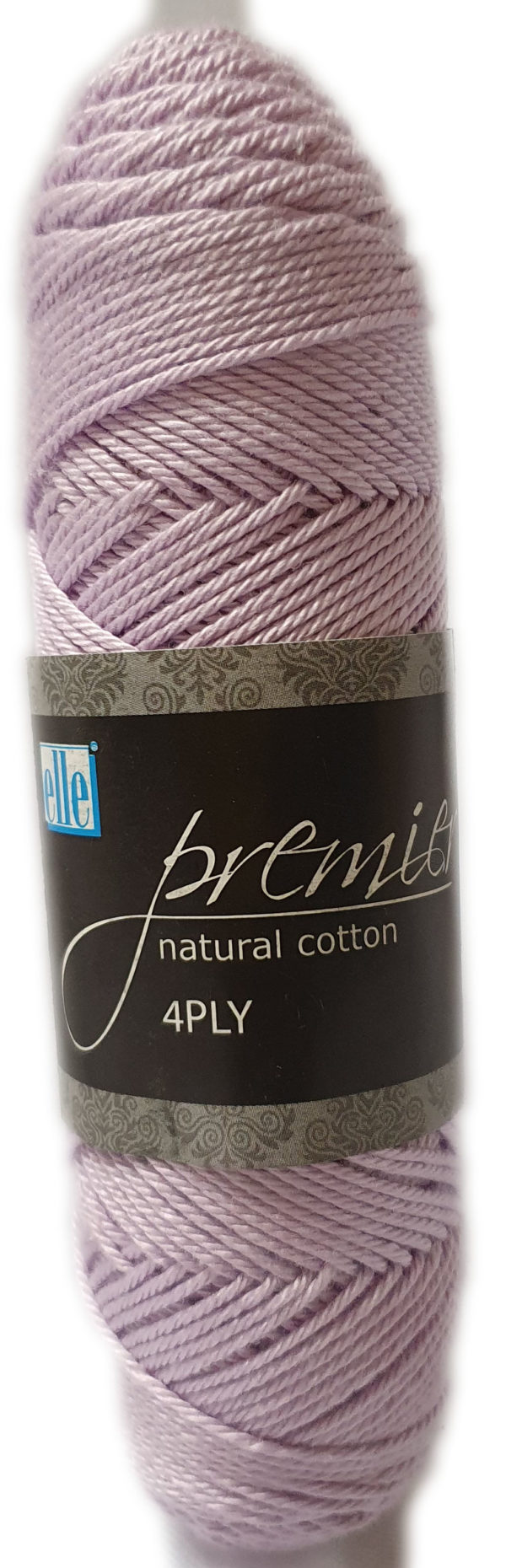 PREMIER NATURAL COTTON 4 PLY 50g-COL.071 LILAC 1