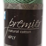 PREMIER NATURAL COTTON 4 PLY 50g-COL.064 MULBERRY 3