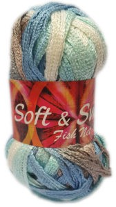 SOFT & SWEET LACE 100g-COL.022 4