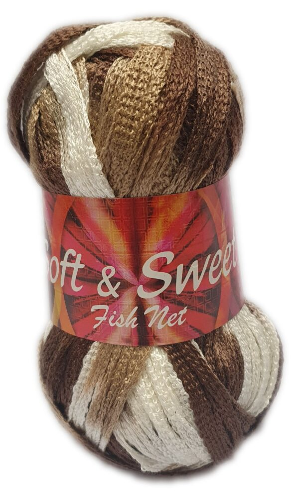 SOFT & SWEET LACE 100g-COL.026 1