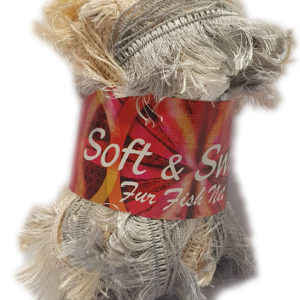 SOFT & SWEET FUR LACE 100g-COL.403 4